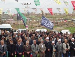 Çınar'ın Baré Köyünde Kutlu Doğum Etkinliği