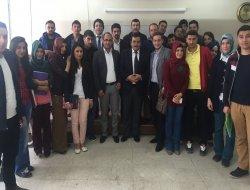 Üniversite öğrencilerine KOSGEB destekleri anlatıldı