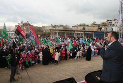 Ergani kutlu doğum etkinliği 2015 foto peygamber sevdalıları video
