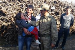Diyarbakır'da kayıp kız çocuğu 2 km uzaklıkta bulundu foto video