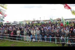 Çınar Xırbésitıl köyü kutlu doğum etkinliği 2015 Peygamber Sevdalıları