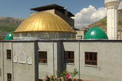 Çermik Fatih Camisi bitme aşamasında video