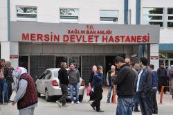 Erdemli Hacı Halil Arpaç yakınlarında öğrencileri taşıyan midibüs uçuruma yuvarlandı: 13 yaralı