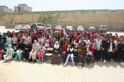 Ergani Anadolu Kız İmam Hatip Lisesi Kutlu Doğum etkinliği düzenledi