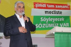 Yapıcıoğlu: Adaleti tesis etmek için çalışacağız foto video