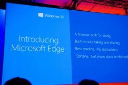 Microsoft yeni tarayıcısını tanıttı