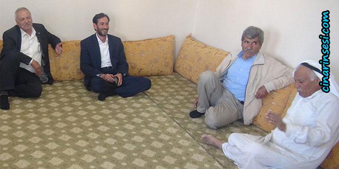 Mahmut Kılınç'ın köy ziyaretleri devam ediyor