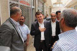 Mehmet Yavuz seçim çalışmalarına devam ediyor