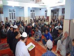 Çınarlılar Miraç Kandilini camilerde ihya etti foto-video