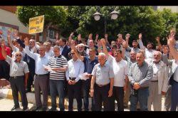Mursi'ye verilen idam cezası İskenderun'da kınandı