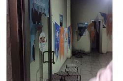 AK Parti seçim lokaline saldırı