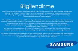 Samsung'tan 'Dinleme Aparatı' söylemlerine yönelik açıklama