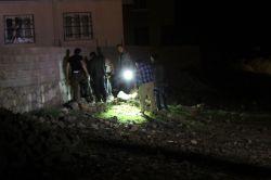 Şırnak'ta boş arazide roket parçaları bulundu