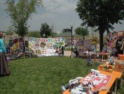 Çınar'da Halk Eğitim Merkezinden yıl sonu sergisi-foto