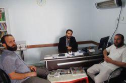 İslami STK'lardan Mustazaflar Cemiyetine taziye ziyareti