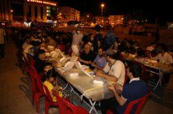 Belediyelerden iftar ve sahur hizmeti