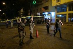 Çınar'da polise silahlı saldırı,1'i polis 2 ölü video foto