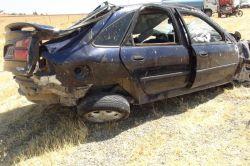 Diyarbakır Çınarda otomobil takla attı: 4 yaralı