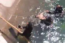 Su kanalına giren genç boğuldu