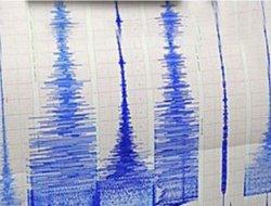 Bingöl'de 4.4 şiddetinde deprem