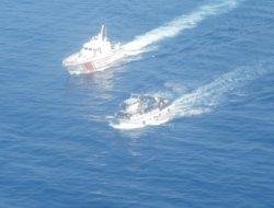 Antalya'da  260 göçmen kurtarıldı