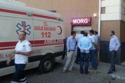 Ergani'de kazara kendini vuran polis hayatını kaybetti