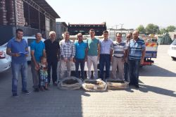 Kocaeli'de çiftçiye alternatif ürün desteği