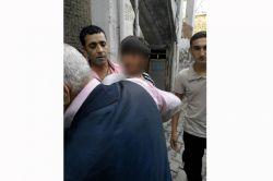 Ergani'de bir hırsız suçüstü yakalandı