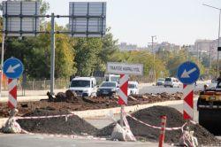 Diyarbakır'da bitmeyen yol çalışmalarına tepki
