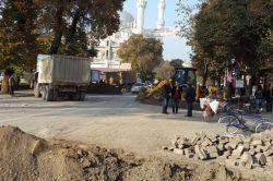 Iğdır'da doğalgaz çalışmaları