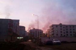 Iğdır'da hava kirliliği