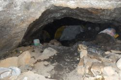 Tendürek'te PKK'nin sığınakları yerle bir edildi
