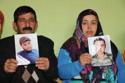 Kayıp askerin gözü yaşlı ailesi evlatlarının yolunu gözlüyor