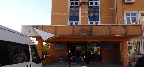 Van'da bir anaokulu yakıldı