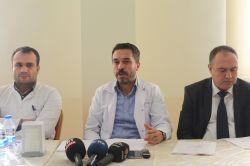 Kahta Devlet Hastanesi çalışmalarını anlattı