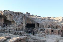 Hilar Mağaraları ziyaretçilerini tarihi yolculuğa çıkarıyor