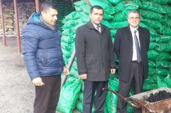 Iğdır'da 'Kömür torbalarını yakmayın' uyarısı