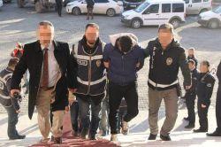 Iğdır'da hırsızlıktan 4 kişi tutuklandı