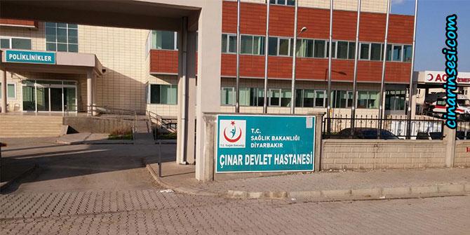 Çınar Devlet Hastanesinin açılışı yapıldı ama aylardır faaliyete girmedi