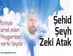 Şehid Şeyh Muhammed Zeki Atak