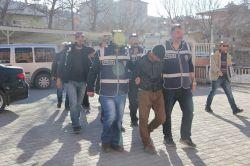Iğdır'da hırsızlıktan 3 kişi yakalandı foto