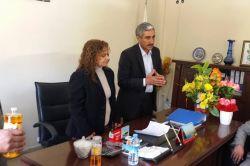 Derik Belediyesi'nin eş başkanları tutuklandı