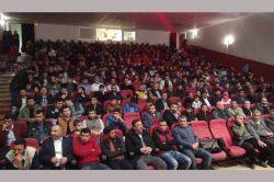İslam şehitleri Antalya'da yâd edildi video foto