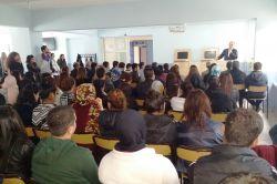 """Ergani'de """"Gençlik ve Din"""" konulu konferans"""
