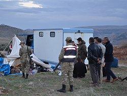 Şanlıurfa'nın Halfeti ilçesinde keklik avına çıkan Şerif ve Osman Kocaman kardeşler ölü bulundu foto