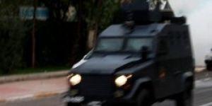 Şırnak Beytüşşebap'ta zırhlı araç devrildi: 8 polis yaralı