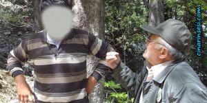 Mersin Anamur'da yaban keçisi avlayana 12 bin TL tazminat cezası