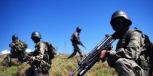Doğubayazıt'ta saldırı hazırlığında olan 2 PKK'li öldürüldü