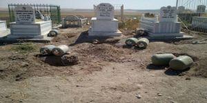 Mehdi Eker'in aile kabristanına patlayıcı tuzaklanması ile ilgili 13 gözaltı