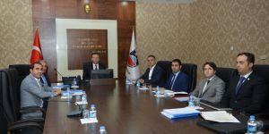 Diyarbakır'da Organize Sanayi Bölgesinin sıkıntıları konuşuldu